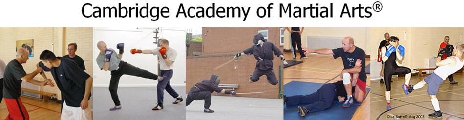 Cambridge Academy of Martial Arts